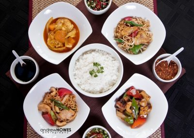 Simply Asia Food Photography