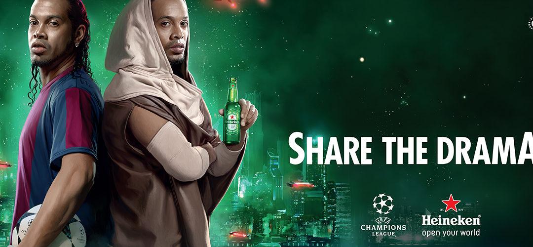 Heineken Slo-Mo Video Campaign