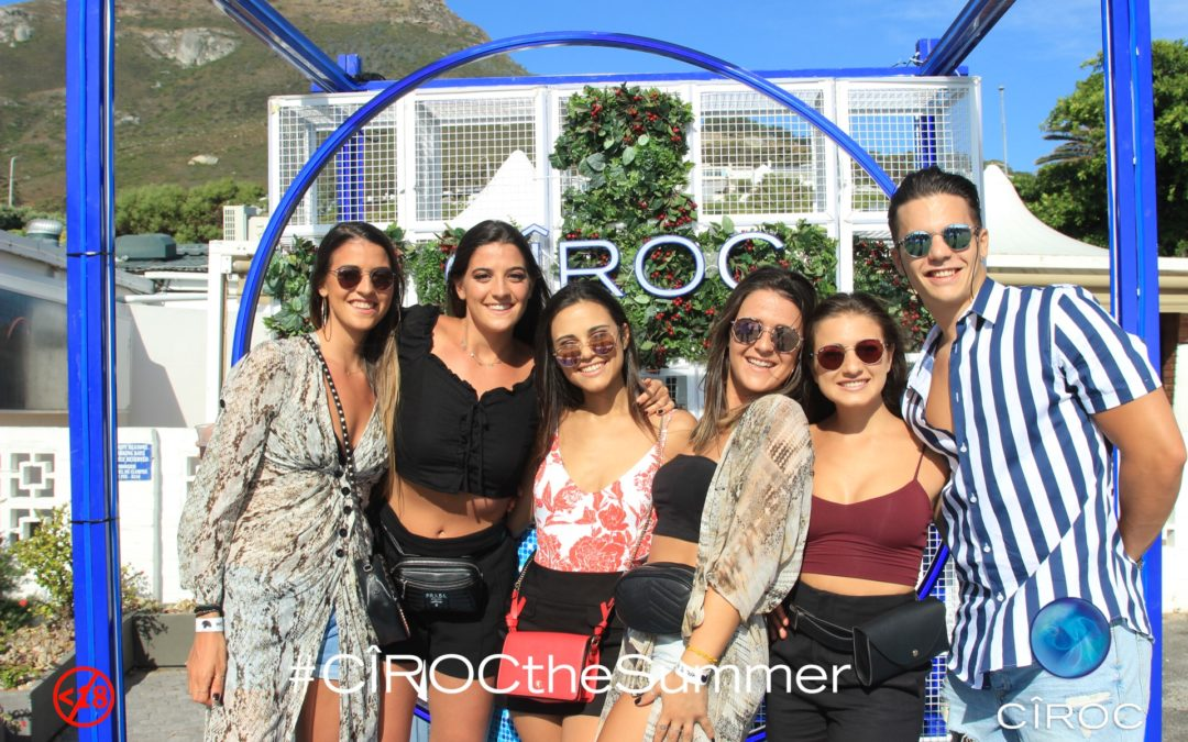 One2One At Ciroc's Festive Summer Campaign – #CIROCtheSummer